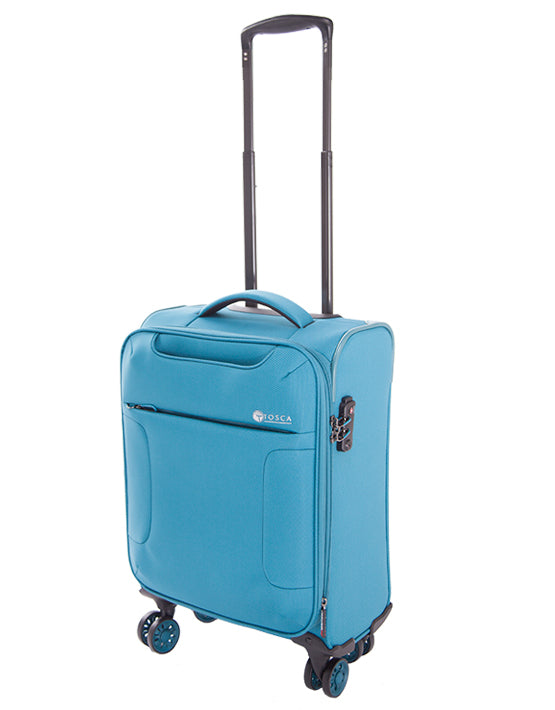 "Tosca So Lite 3.0  Carry On 18"" Teal"