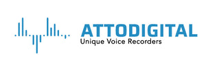 Unique Mini Voice Recorders by aTTo Digital