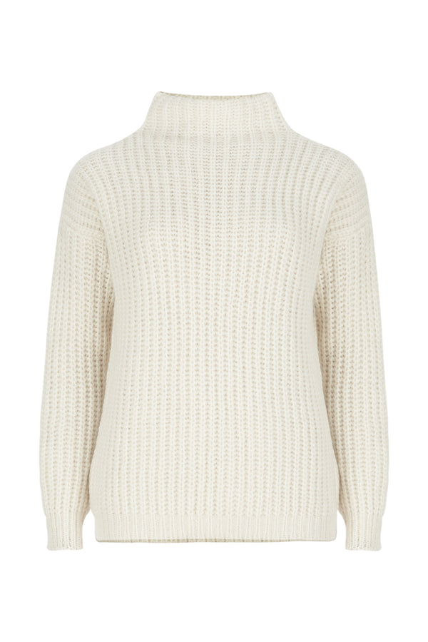 Corto Sweater White