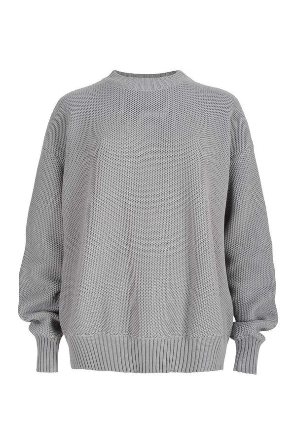 Oversized Unisex Jumper Grey