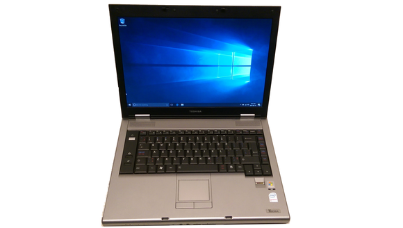 Toshiba Tecra A9-MH1 Refurbished Notebook Windows 10 Home 15.4