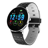 L6 Bluetooth Fitness Smart Watch with 240x200 Color Touch Screen - IP68 Waterproof, Pedometer, Heart Rate Monitor - Techcrate.ca