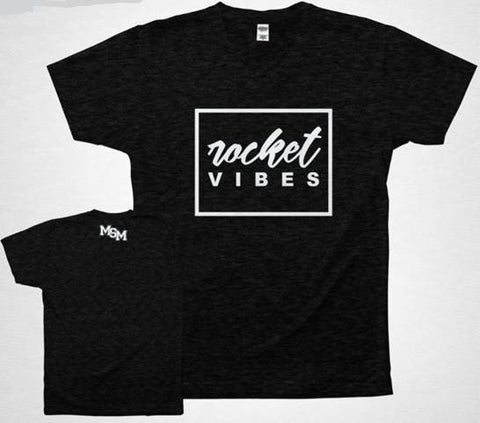 Black Rocket Vibe T-Shirt