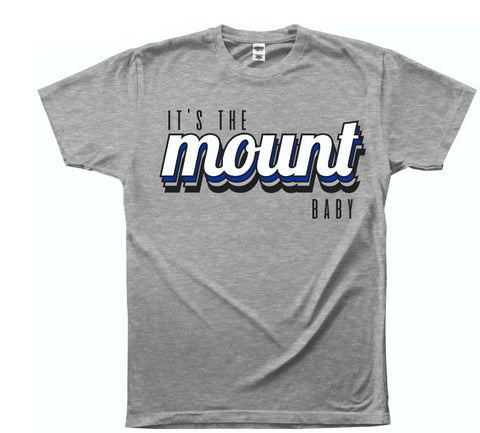 It's the Mount Baby
