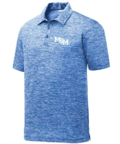 Men's Blue Polo Shirt