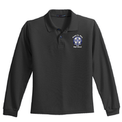 Youth Long Sleeve Polo