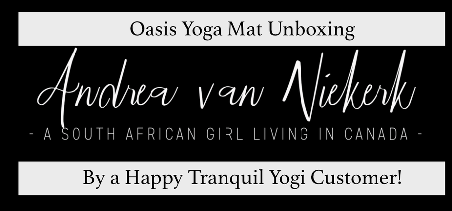Tranquil Yogi Unboxing Fan Video