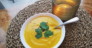 Autumn Harvest - Immunity Boosting Soup