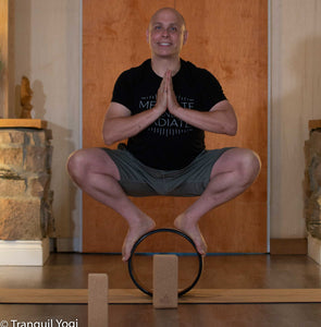 Yoga Wheel Workshop - June 1st - 1 PM - TranquilYogi
