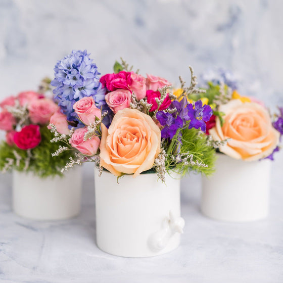 April 10, 2020 Easter Virtual Flower Workshop - Order by April 7 for Shipping