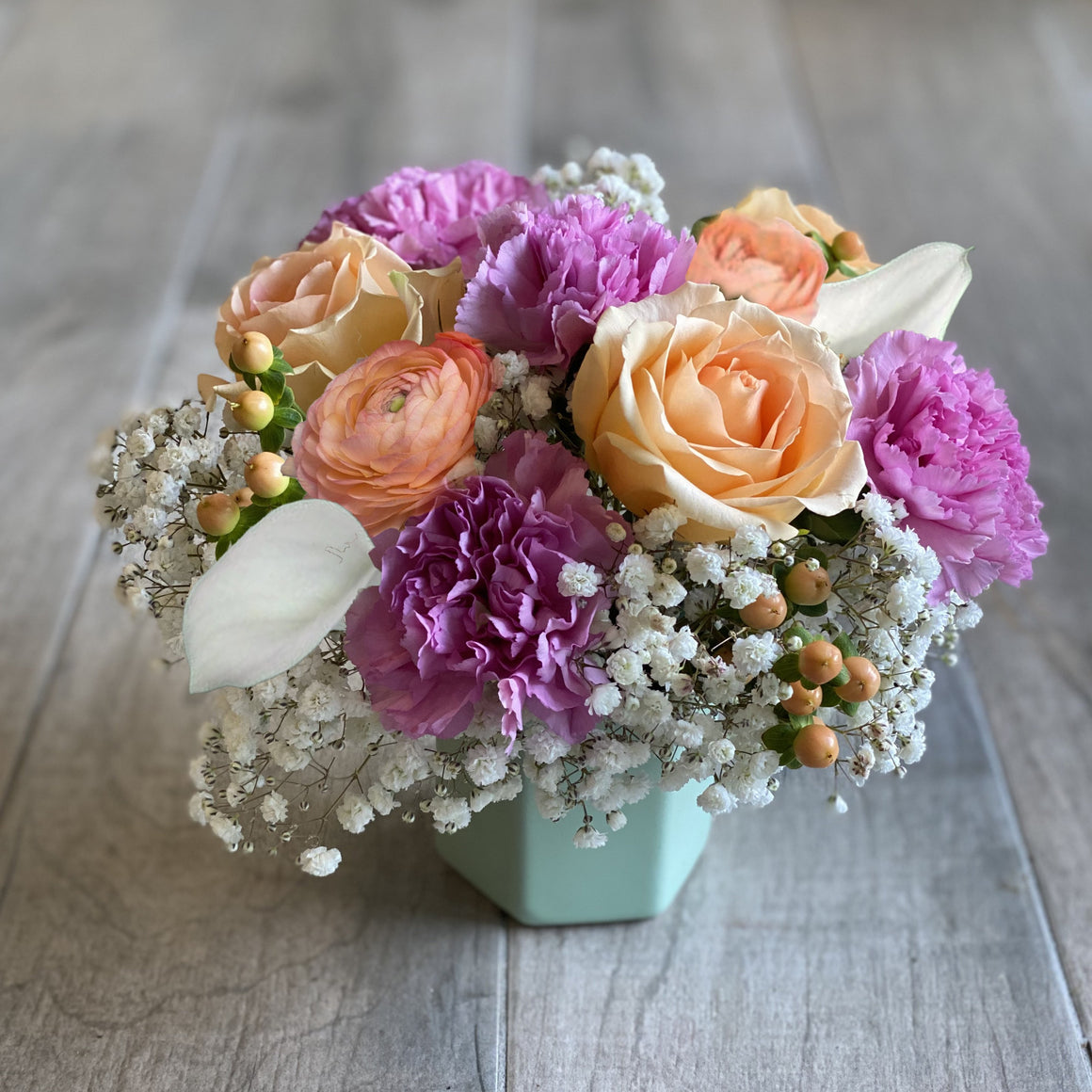 April 3, 2020 Virtual Flower Workshop - Order by March 31 for Shipping