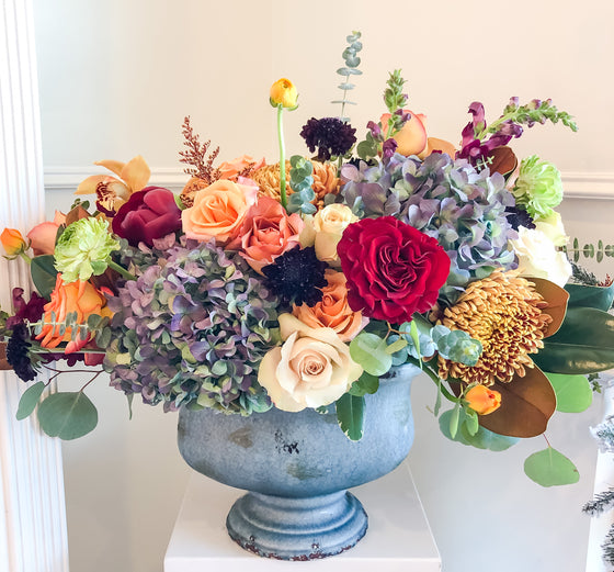 Fall Statement Arrangement