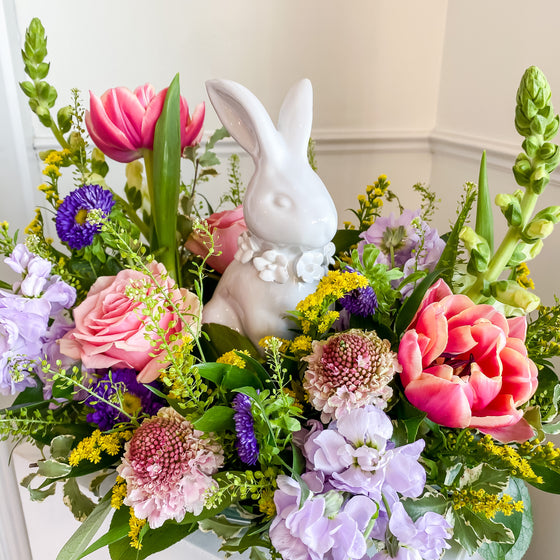 Virtual Easter Bunny Table Halo Workshop