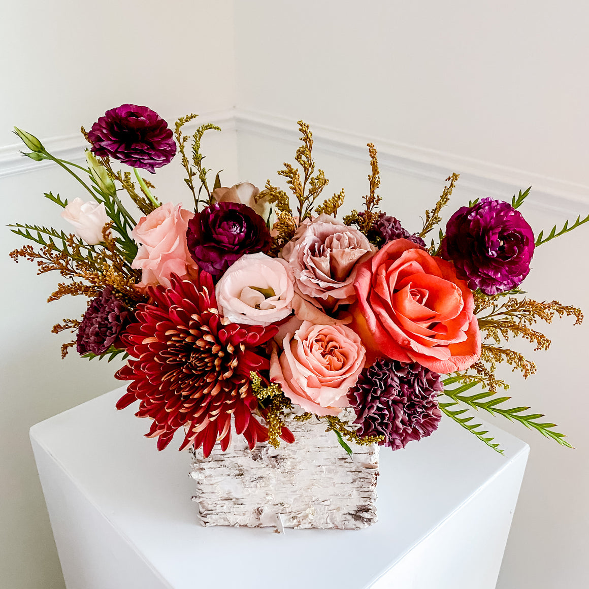 Thanksgiving Virtual Flower Workshop - Nov. 19, 2020 @ 7pm CST