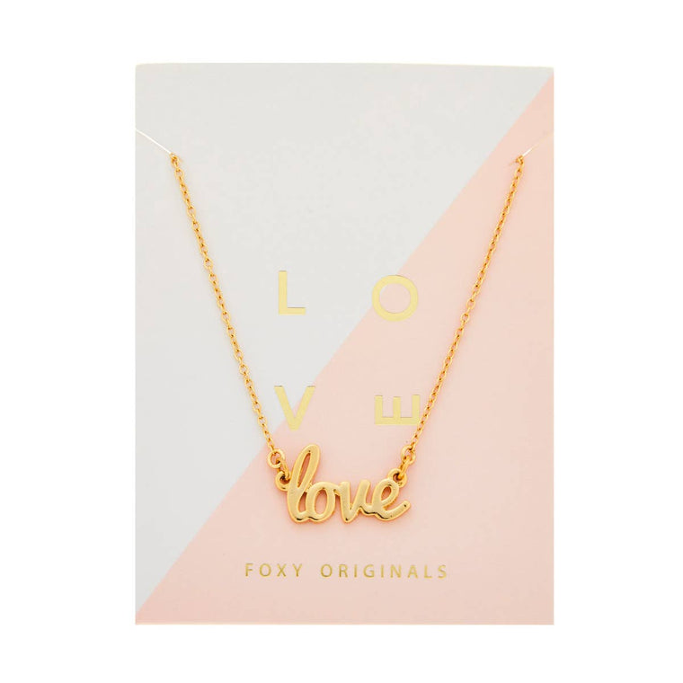 Love Her - Love Necklace