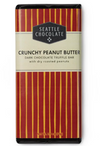 Crunchy Peanut Butter Dark Chocolate Truffle Bar