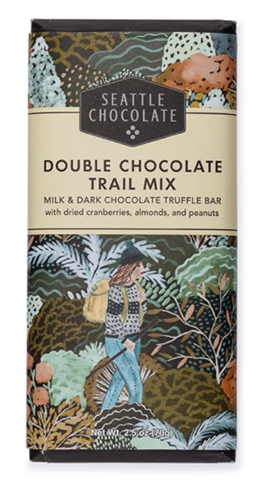 Double Chocolate Trail Mix
