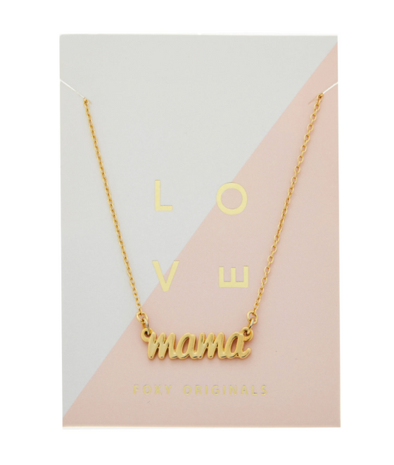 Love Her - Mama Necklace