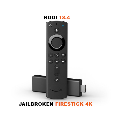 New 4K Jailbroken Firestick Fully Loaded Kodi, Mobdro, Tvzion, Cinema Free, TerrariumTV & Much More