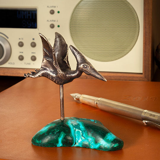 A Top-flight Pteranodon Desk Ornament