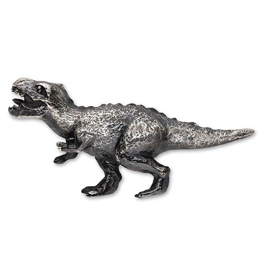 A Righteous T. Rex Brooch