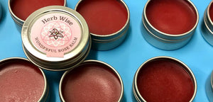 Balms and Salves