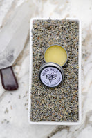 Organic Lovely Lavender Soothing Balm