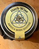 Arnica Body Soothe Salve with Oil of Gold