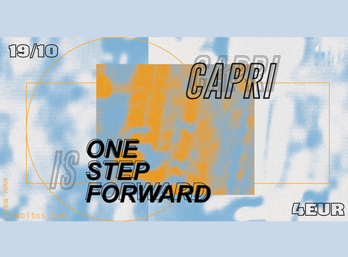 CAPRI is ONE STEP FORWARD (Porto, 19OCT)