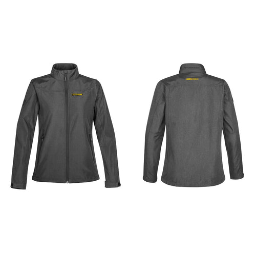 Carbon Heather Women's Endurance Softshell