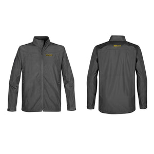 Carbon Heather Men's Endurance Softshell