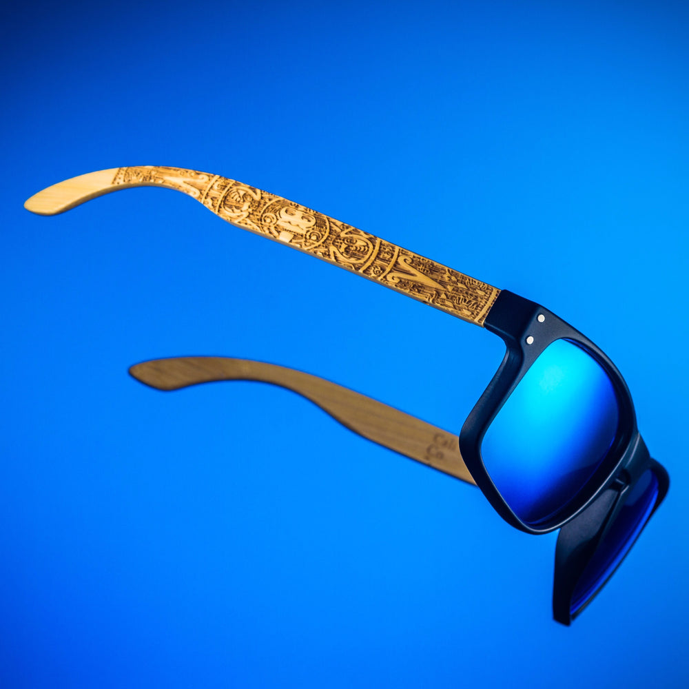 Volcanic Blue Sunglasses