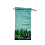 Blue Green Palm Limited Edition pouch