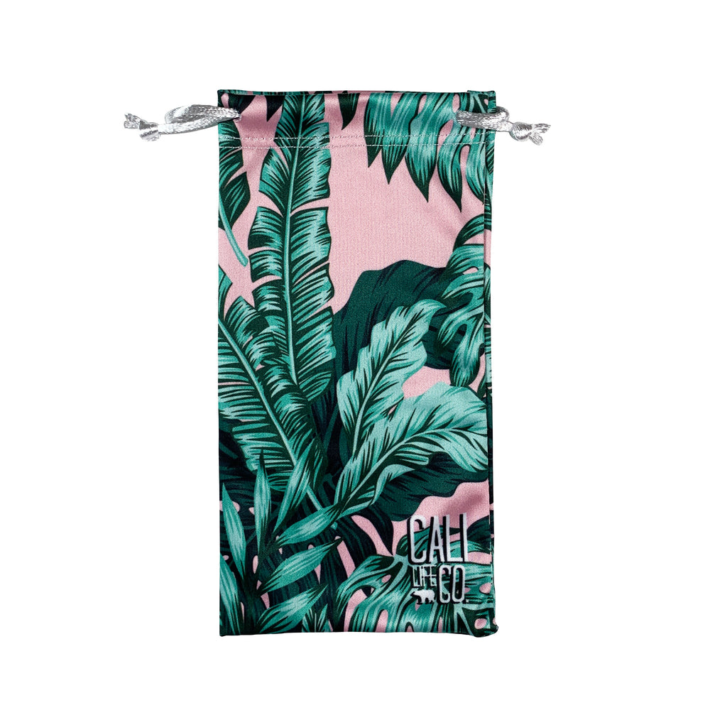 Pink Palm Limited Edition pouch
