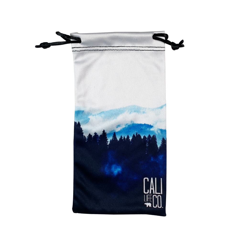 Mountain Blue Limited Edition Pouch