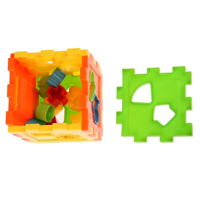 Educational Cube  - kidgenius education toys
