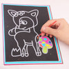 Magic Art Paper CREATIVITY - kidgenius education toys