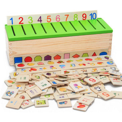 Classification Box MATH - kidgenius education toys