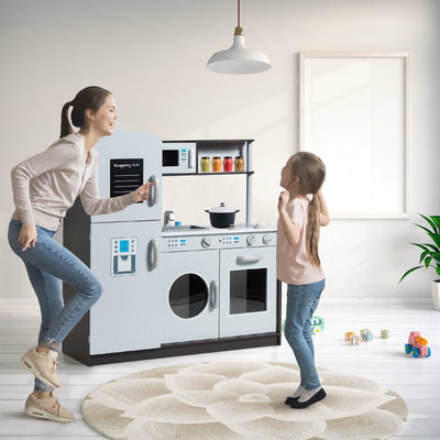 Kids Pretend Kitchen and Cooking Set