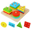 Geometry Sorting Board PAID - kidgenius education toys