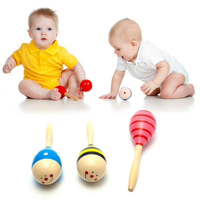 Classic Rattle FREE - kidgenius education toys