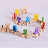Number Train PAID - kidgenius education toys