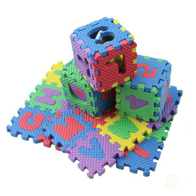 Foam Mat FREE - kidgenius education toys
