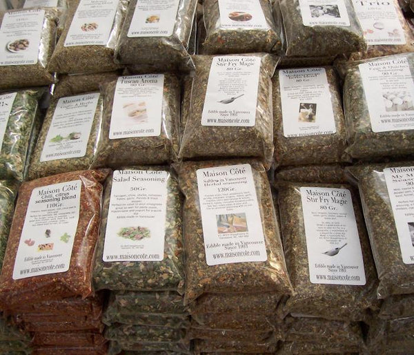 Herb Seasoning Blends