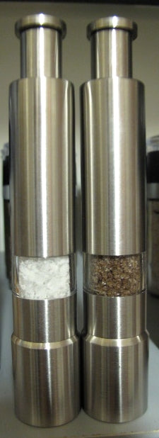 Stainless Steel Personal Grinder