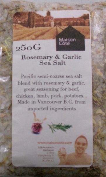 Sea Salts & Blends