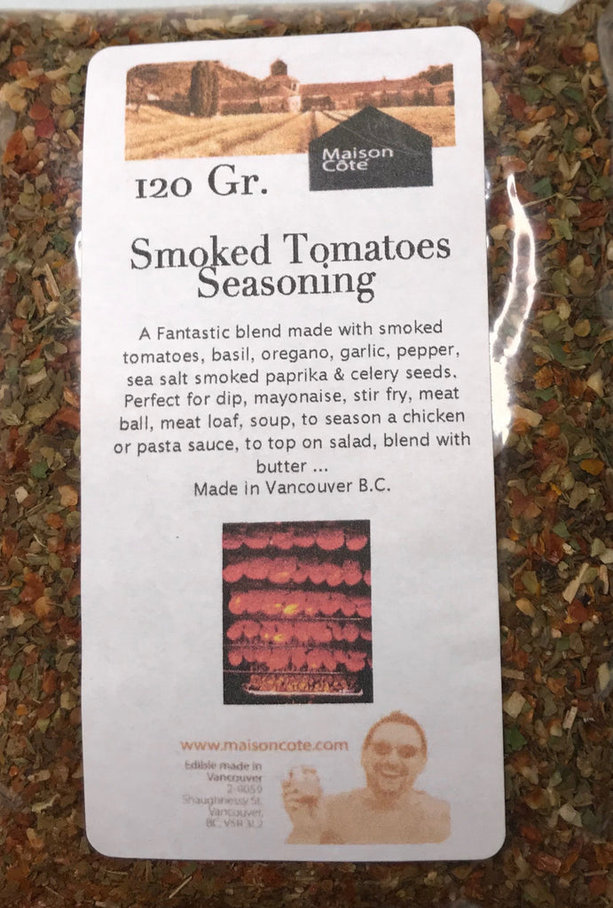 Smoked Tomatoes Seasoning