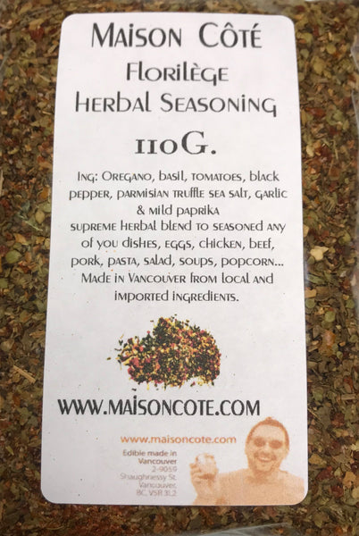Maison cote Florilege Herbal Seasoning
