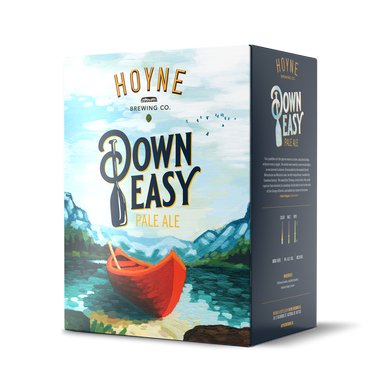 Down Easy Pale Ale 6 Pack Bottles