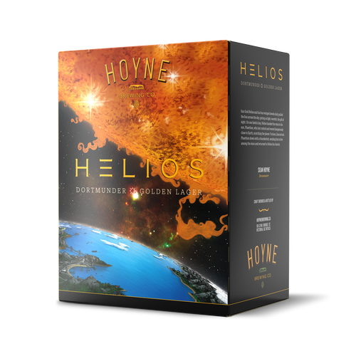 Helios Golden Lager 6 Pack